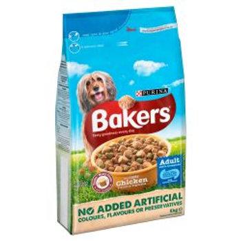 Bakers Complete Chicken & Veg