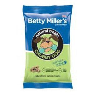 Betty Millers Chubby Dog Treats (Wheat Gluten Free)