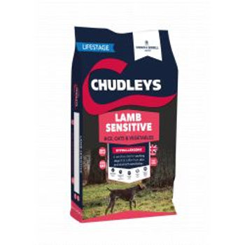 Chudleys Sensitive Lamb