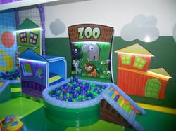 Brinquedo Zoo - Casa de Festa Maminó