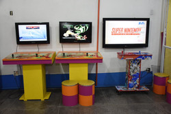 Brinquedos - Casa de Festa Maminó