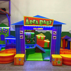 Área Baby - Casa de Festa Maminó