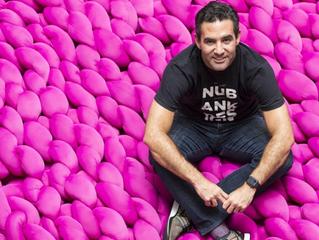 Fundador do Nubank conta sua história de empreendedorismo em série do HISTORY