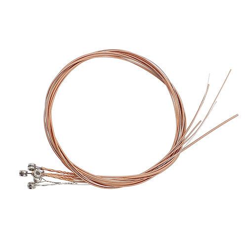 Acoustic (steel) guitar strings
