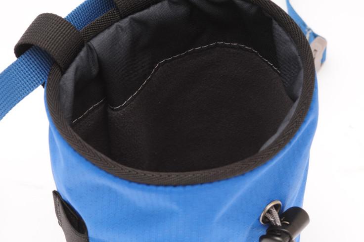 Stubby chalk bag