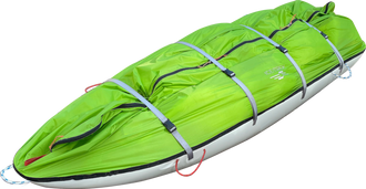 Ice Trek Polynya sled cover