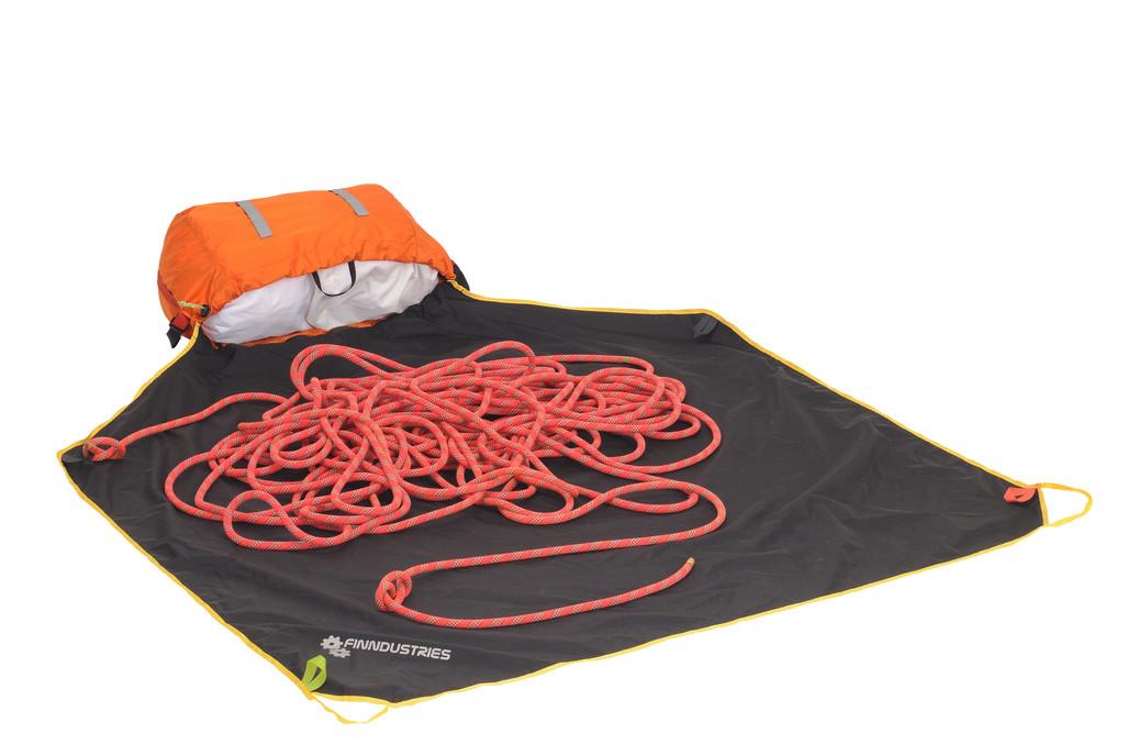 Gaily rope bag
