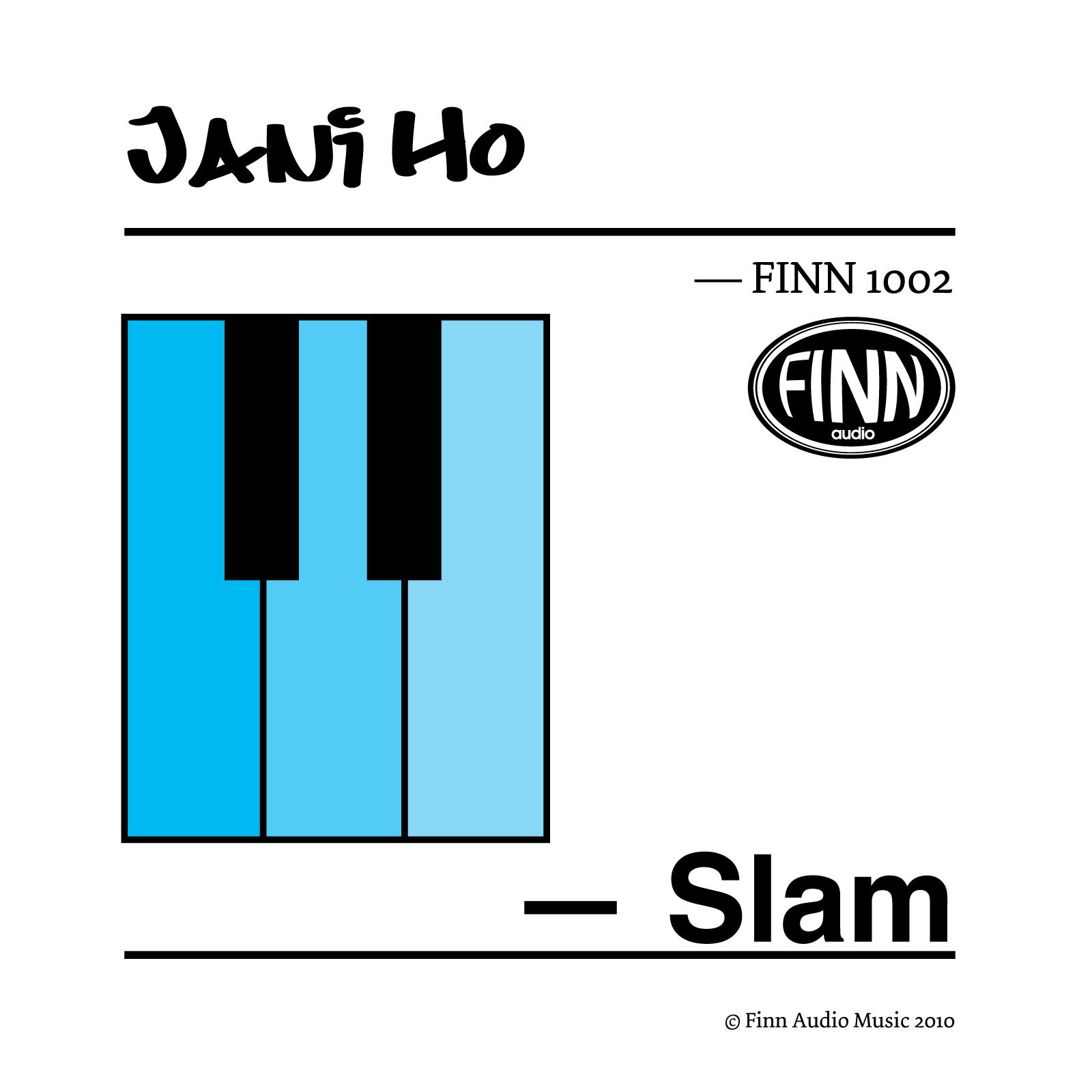 Slam EP - Jani Ho