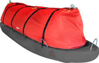 Ice Trek Nilas sled cover