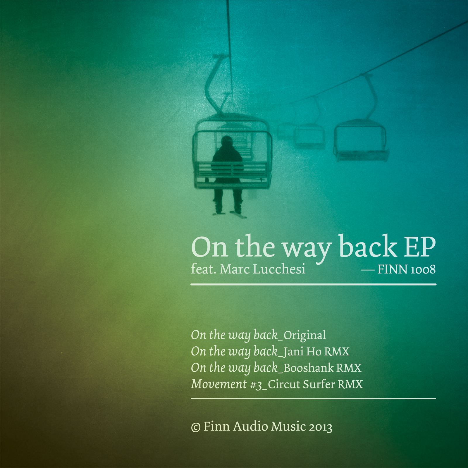 On the Way Back EP - Jani Ho