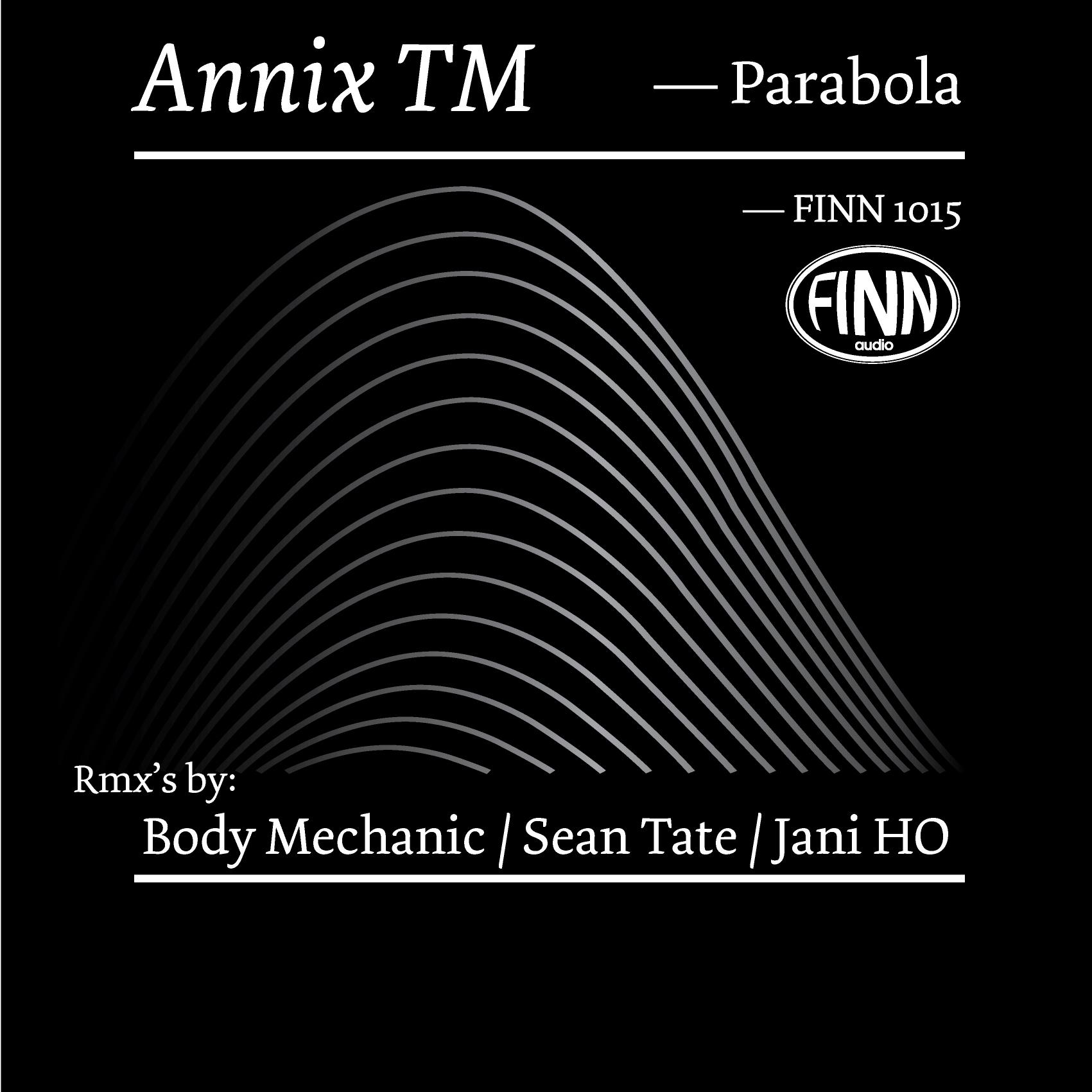 Parabola EP - Annit TM