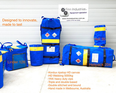 CFA Aviation Unit bags