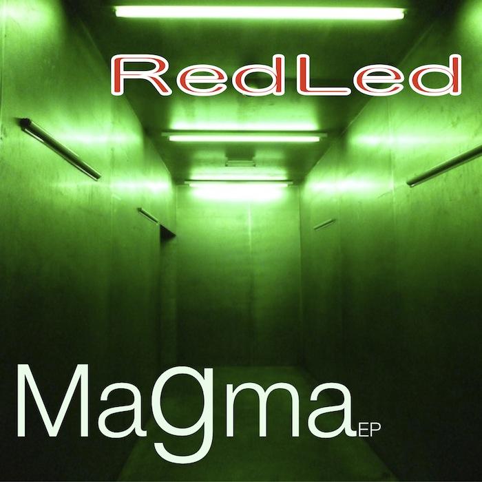 Magma EP - Redled
