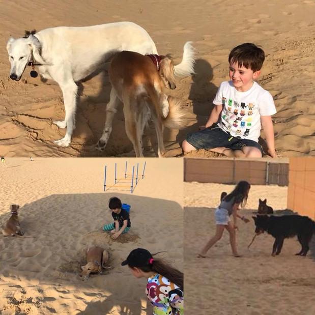 Kids & Canine Event