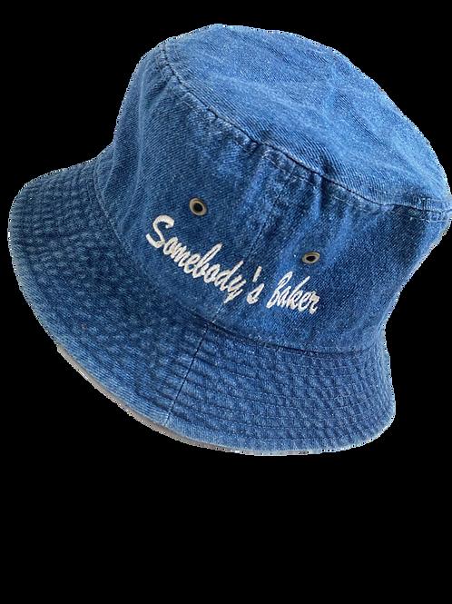 Somebody's Baker Bucket Hat
