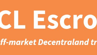 DCLEscrow promises safe trading. Decentraland Daily interviewed their team.