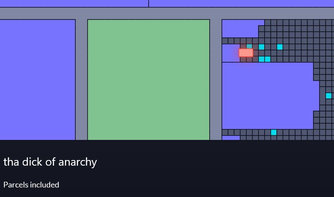 Estates part II. We're starting to see the outlines of Decentraland.
