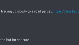 The misadventures of Felblob and his road-parcel.