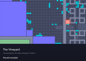 What's a world without wine? Decentraland is about to have its own vineyard!