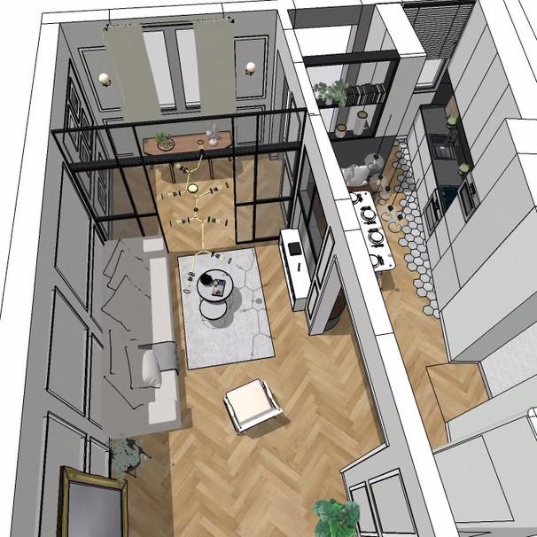 Maison familiale Réaménagement/décoration