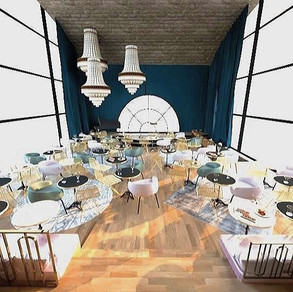 Restaurant stand-up en collaboration avec JLP