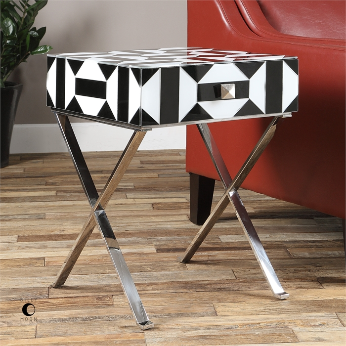Accent Storage Table