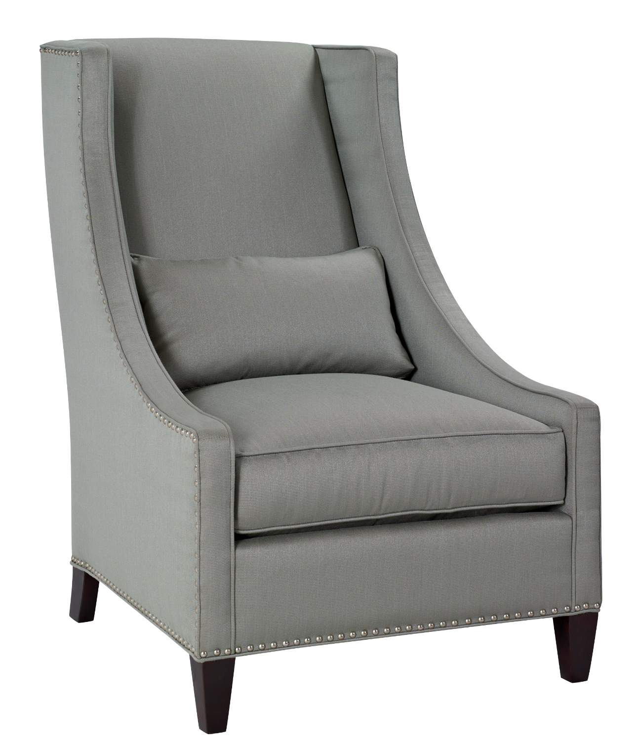 Updated Wing Chair