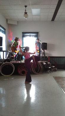 Leek festival w band.JPG