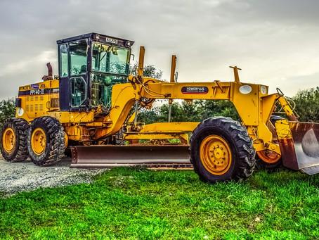 Máquinas de terraplanagem: quais as mais utilizadas e suas funções?