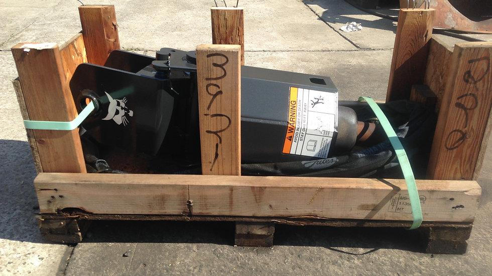 Perfuratriz Hidráulica Marca Bobcat Auger 15C