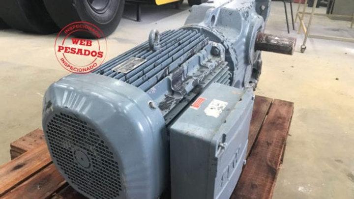 Motor Redutor do Misturador SEW-EURODRIVE 60 Hz 40 cv 1775 rpm