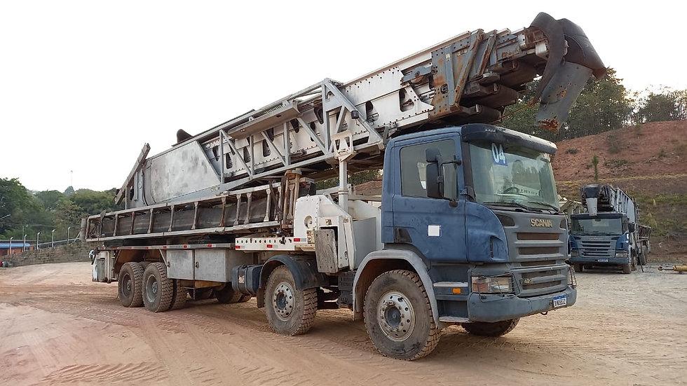 Transportador de Esteira Telebelt TB 130 – 2009