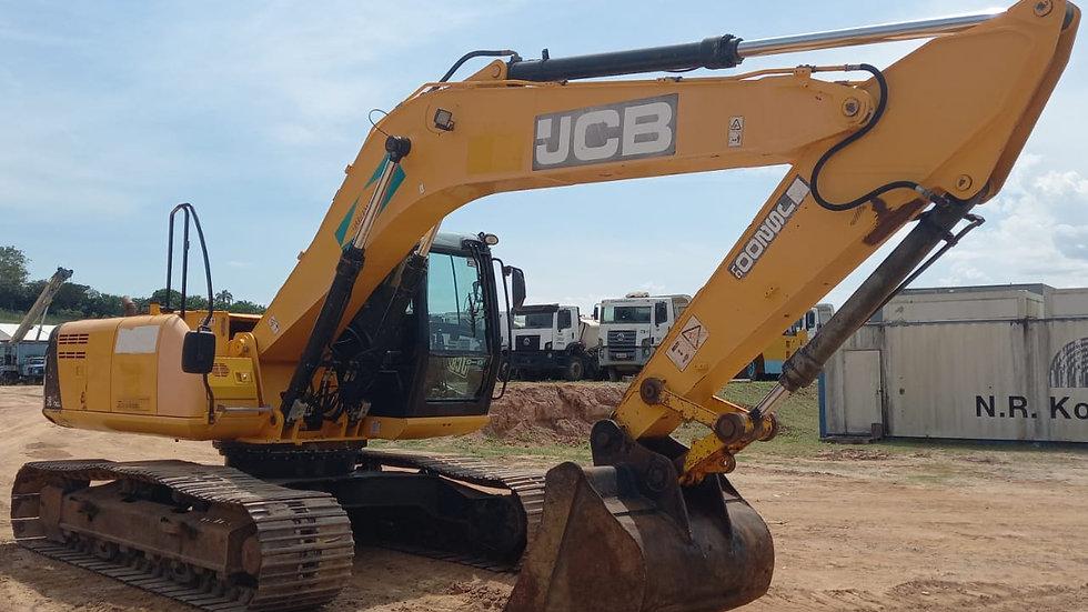 Escavadeira Hidráulica JCB 20T - 2014 - 6.285h