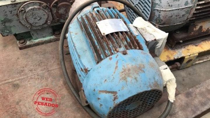 Redutor Red-Var Motor WEG 3 cv 1710 rpm