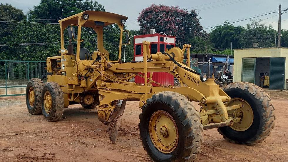 Motoniveladora Cat 120 B 12T