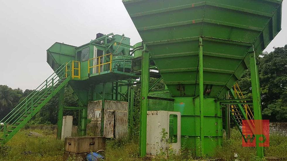 Usina Misturadora de Concreto Schwing Stetter 30 m³/h - 2012