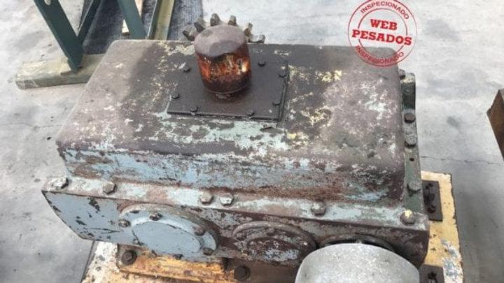 Redutor Red-Var Motor WEG 15 cv 1760 rpm