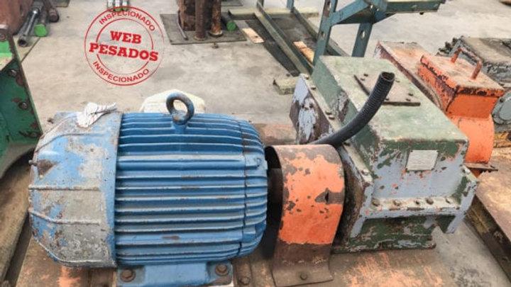Redutor de Velocidade Red-Var 20 cv 1760 rpm