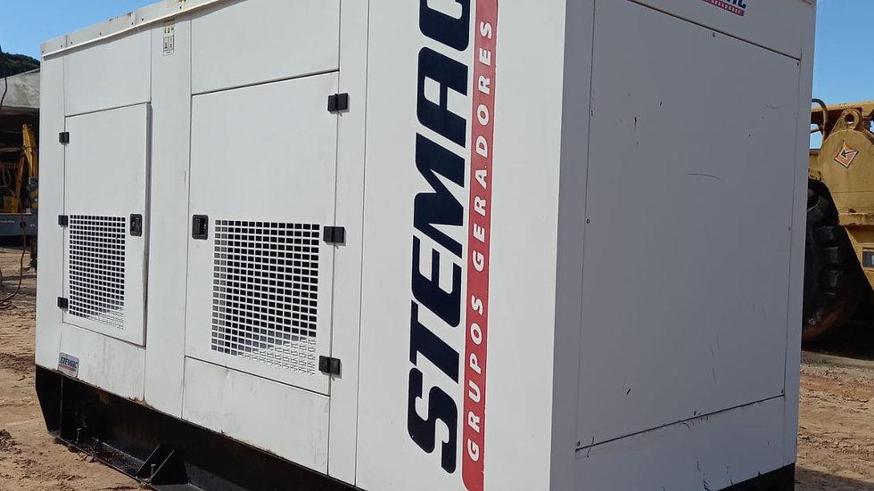 Grupo Gerador Stemac 325 KVa 2011 – 3.332H