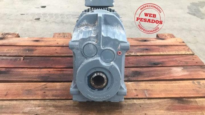 Motor Redutor da Correia Transportadora SEW-EURODRIVE 5,5 cv 1740 rpm
