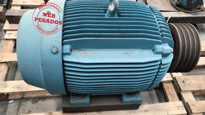 Motor de Partida Elétrico WEG 60 cv 1775 rpm