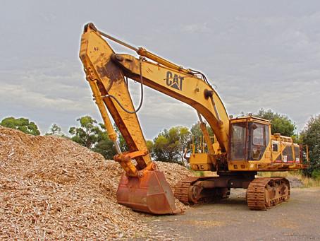 Proteção contra roubo de máquinas pesadas e agrícolas.