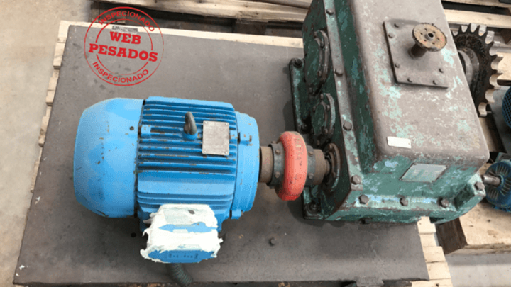 Redutor de Velocidade Red-Var 10 cv 1760 rpm