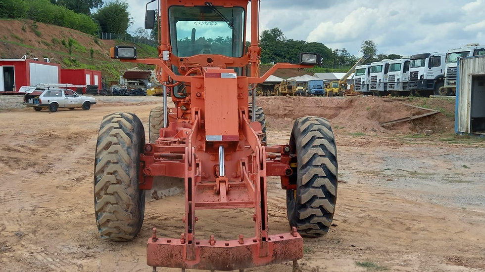 Motoniveladora Fiatallis FG 140
