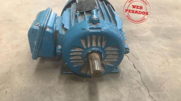 Motor Elétrico da Bomba de Combustível WEG 1,5 cv 1125 rpm