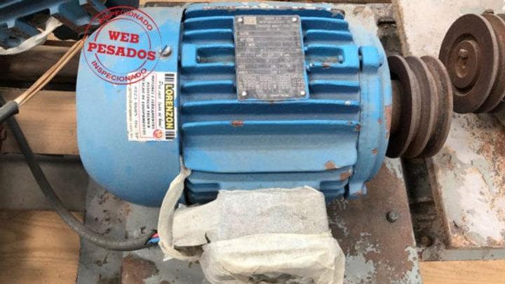 Motor de Partida Elétrico WEG 20 cv 1720 rpm