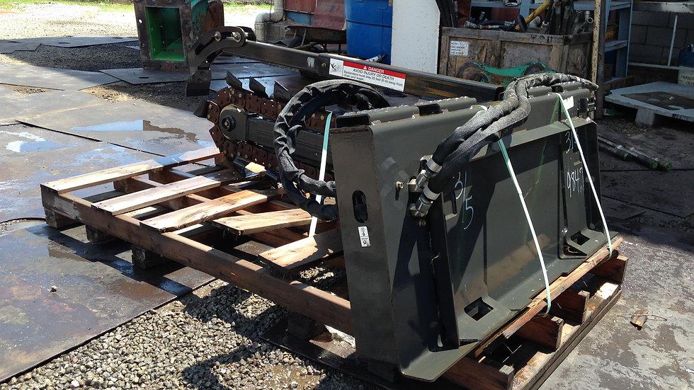 Valetadeira de Trincheira Bobcat LT 313 para Minicarregadeiras