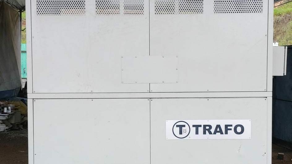 Transformador Seco Trafo 50 HZ 2000 kVA Encapsulado
