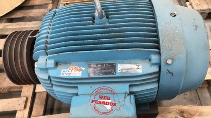 Motor de Partida Elétrico WEG 60 cv 1770 rpm