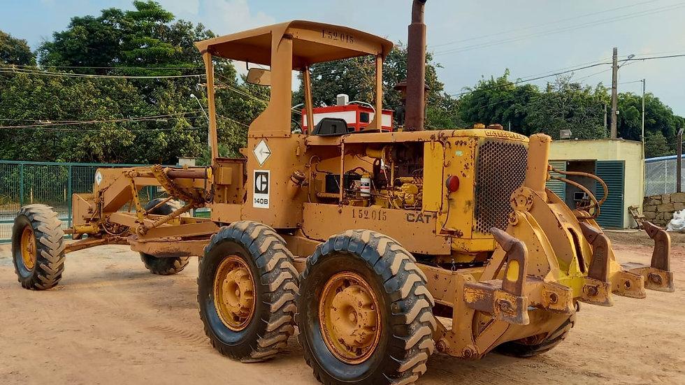 Motoniveladora Cat 140 B 14T